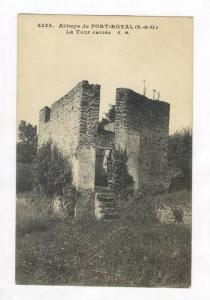 La Tour Carree, Abbaye De Port-Royal, France, 1900-1910s