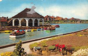 The Boating Lake Boats, Gt. Yarmouth
