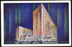 MN- Minneapolis - The Curtis Hotel (Stylized)
