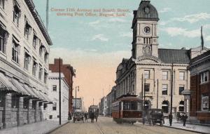 REGINA , Saskatchewan , Canada , 1900-10s Corner 11th Avenue & Scarth Street