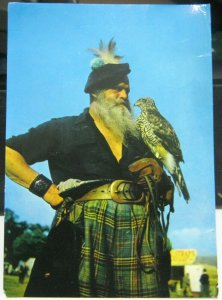 Scotland The Falconer - posted