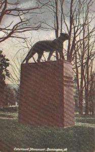 Vermont Bennington Catamount Monument