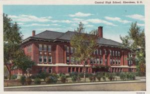 ABERDEEN , South Dakota;  30-40s; Central High School