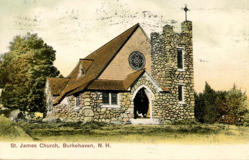 NH - Burkehaven. St James Church