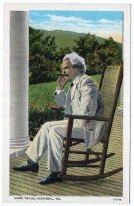 Mark Twain, Hannibal, MO