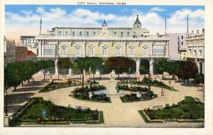 Cuba - Habana. City Hall