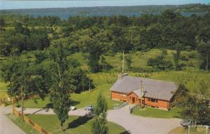 Whetung Ojibwa Crafts Centre , CURVE LAKE, Ontario , Canada , 40-60s