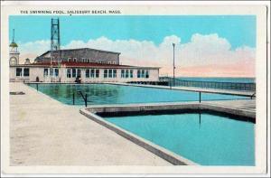 Swimming Pool, Salisbury Beach MA