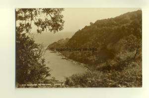 h0234 - Luccombe , Isle of Wight - postcard by Judges