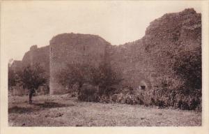 DIE, Les remparts, Tour Sainte-Agathe, Drome, France, 10-20s