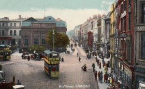 Liverpool (Lancashire), England, UK, 00-10s; Bold Street