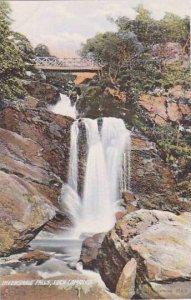 Scotland Inversnaid Falls Loch Lomond
