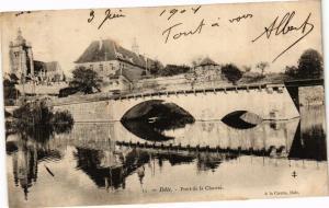 CPA DOLE-Pont de la Charite (263503)