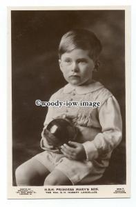 r2217 - H.R.H. Princess Mary's Son, The Hon. G.H.Hubert Lascelles - postcard