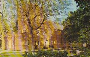 St Paul's Church Norfolk Virginia