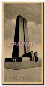 Egypt Egypt Suez Canal Postcard Ancient Monument to the defense of the canal ...