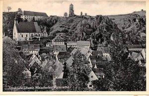 Frankische Schweiz Waischenfeld Germany Unused