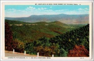 Mt Greylock, Mohawk Trail MA