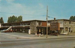 TROIS-RIVIERES , Quebec, 1986 ; Motel Le Democrate Inc.