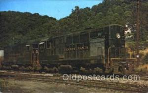 Pennsylvania 8717 Train Trains, Postcard Postcards  Pennsylvania 8717