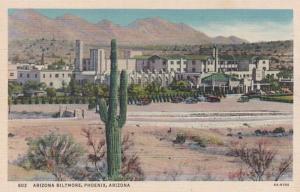 Arizona Phoenix The Arizona Biltmore Curteich