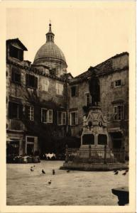 CPA Croatia Dubrovnik - Ragusa Piazza Gundulic (570526)