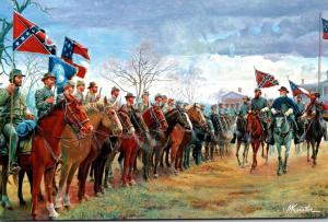Civil War Review At Moss Neck Fredericksburg Virginia 20 January 1863