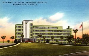 Florida Bradenton Manatee Veterans Memorial Hospital