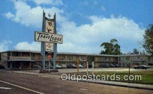 Marysville Travelodge, Marysville, CA, USA Motel Hotel Postcard Post Card Old...