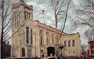First Presbyterian Church Syracuse, New York