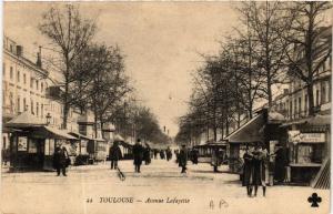 CPA TOULOUSE - Avenue Lafayette (582455)