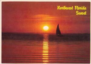 Florida Fort Walton Beach Northwest Florida Sunset