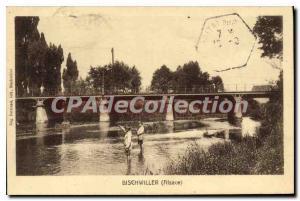 Postcard Old Bischwiller