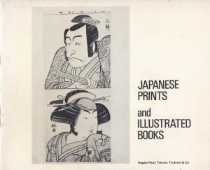 Japanese Prints Illustrated Books Hiroshige 1971 Auction Catalogue Book