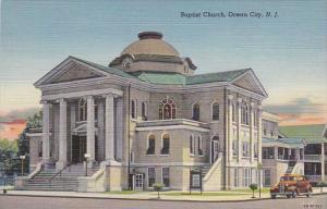 New Jersey Ocean City Baptist Church Curteich