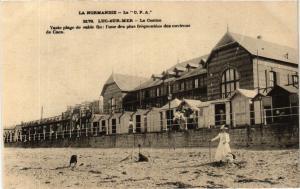 CPA LUC-sur-MER Le Casino-VaSte-plage de sable fin (422197)
