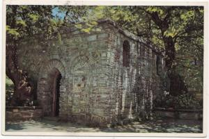 Virgin Mary's House, Ephesus, 1963 used Postcard