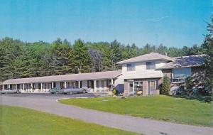 Bay Motel,  Seeley's Bay,  highways 15 & 32,  Ontario,  Canada,  40-60s