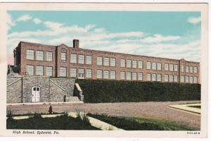 Pennsylvania Ephrata High School Curteich