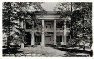 USA - The Hermitage Nashville Tennessee RPPC 03.03