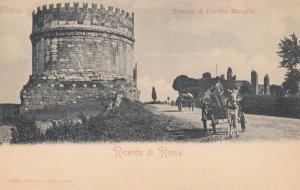 Ricordo di Roma , Italy , 1900-10s