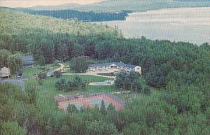 New Hampshire Lake Sunapee Burrkehaven Motel and Raquet Club
