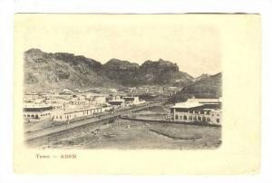 Town - Aden , Yemen , 1890s-1905