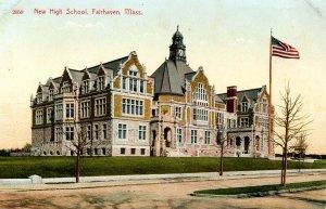 MA - Fairhaven. New High School