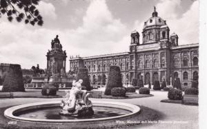 RP, Museum Mit Maria Theresia-Denkmal, Wien (Vienna), Austria, 1920-1940s
