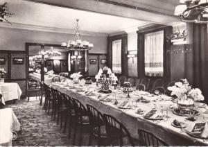 RP: Restaurant Rotisserie d'Alsace , BRUXELLES , Belgium , 30-40s : Interior