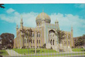 Wisconsin Milwaukee Tripoli Temple Shrine Mosque