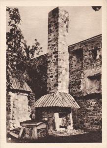 Le Cheminee De La Boulangerie, Au Vieux Fort Chambly, Pres MONTREAL, Quebec, ...