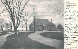 Washington's Headquarters Newburgh, New York Postcard