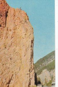 Canada Red Rock Canyon Radium Hot Springs British Columbia
